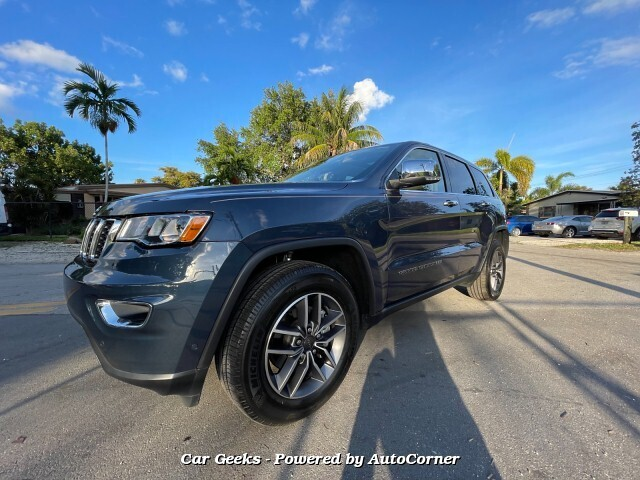 2020 Jeep Grand Cherokee Limited 2WD 8-Speed Automatic