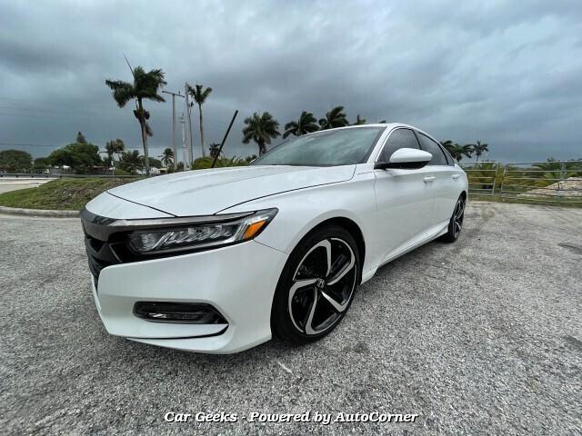 2019 Honda Accord Sport CVT