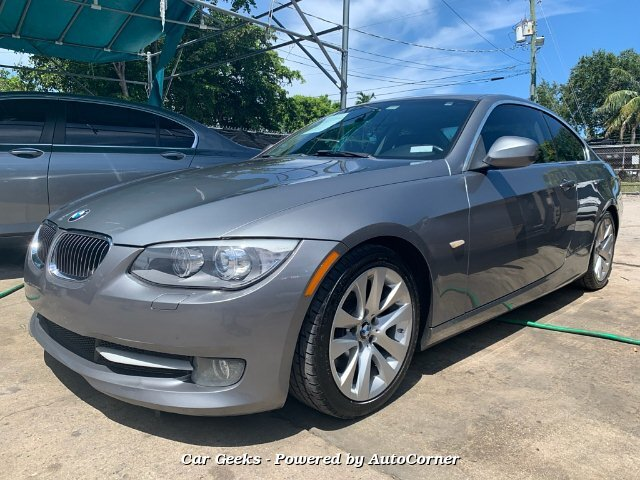 2011 BMW 3-Series Coupe 328i