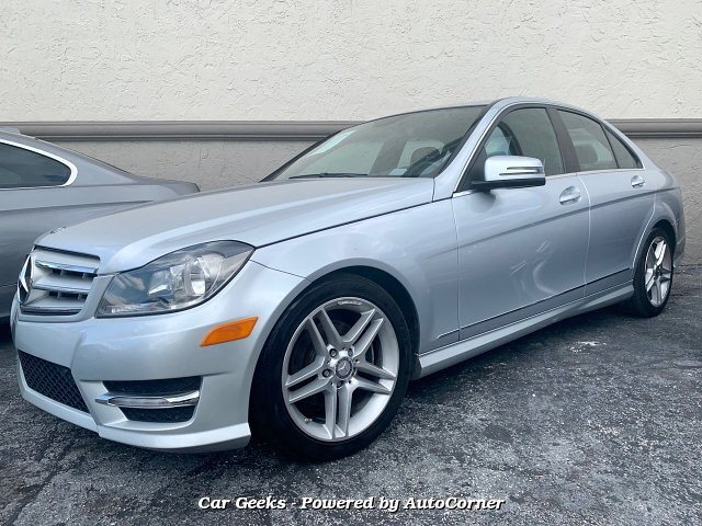 2012 Mercedes Benz C-Class C300 Sports Package AMG