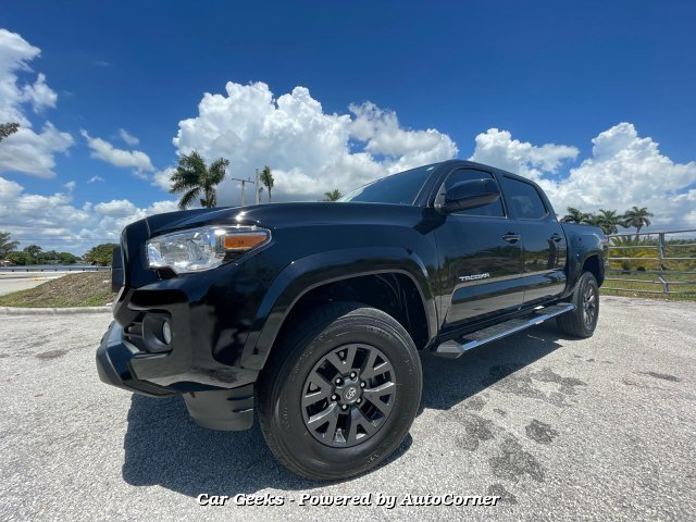 2020 Toyota Tacoma Crew Cab  SR5 Double Cab Long Bed V6 6AT 2W