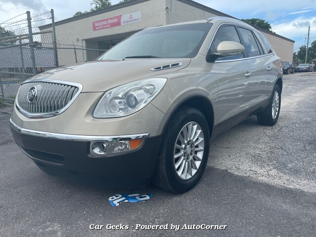 2011 Buick Enclave CXL-1 FWD 6-Speed Automatic Overdrive