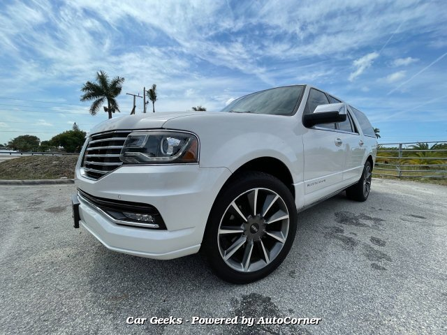 2016 Lincoln Navigator L Reserve 2WD 6-Speed Automatic