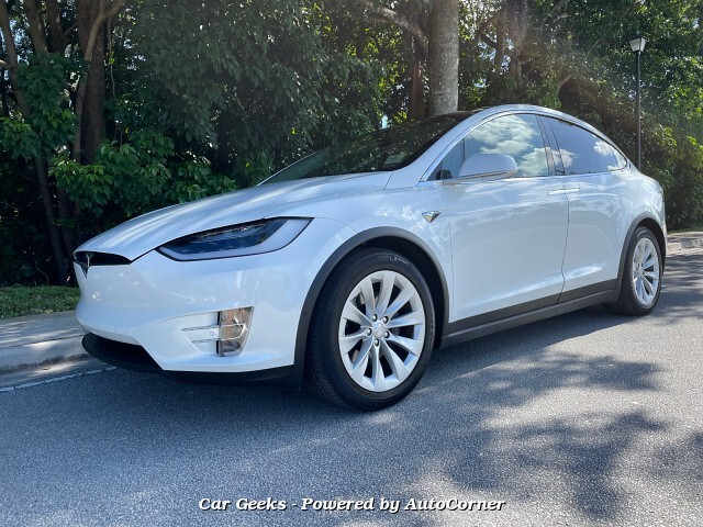 2018 Tesla Model X 75D Enhanced Auto Pilot Package MSRP $9350
