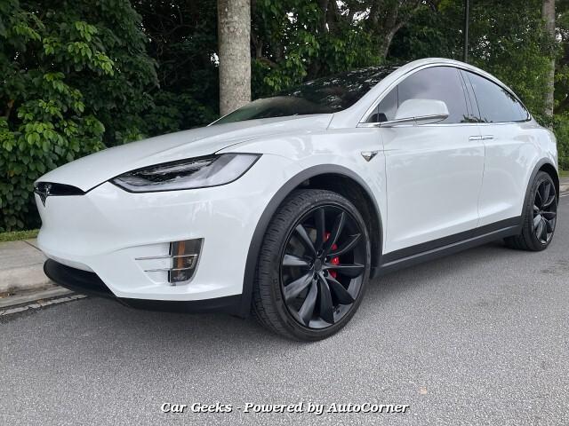 2019 Tesla Model X Performance w/Ludacris mode