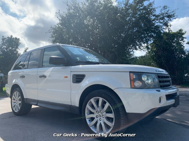 2007 Land Rover Range Rover Sport HSE 6-Speed Automatic