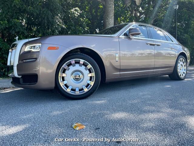 2016 Rolls Royce Ghost Series II Sedan