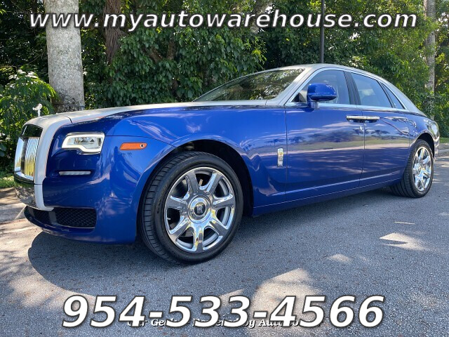 2015 Rolls Royce Ghost Series II Lalique Edition