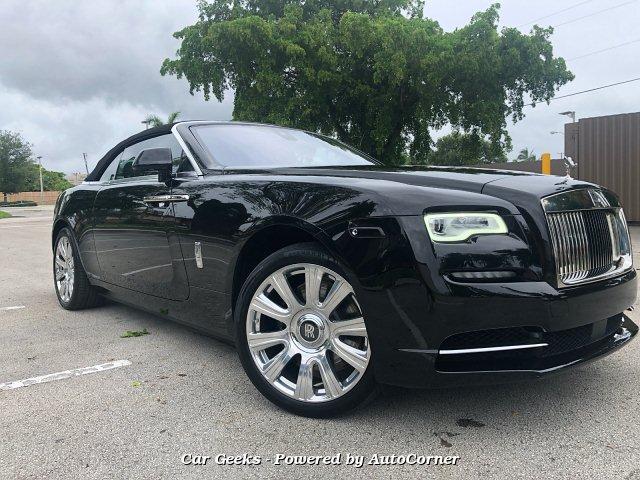 2017 Rolls Royce Dawn MSRP $417255