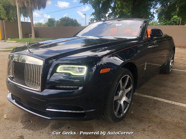 2016 Rolls Royce Dawn Base 8-Speed Automatic