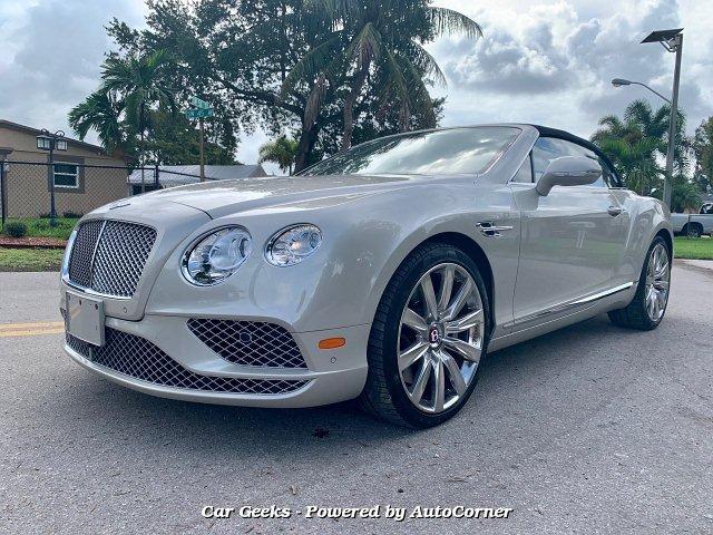 2016 Bentley Continental GTC V8 $1450 Monthly MSRP $250755