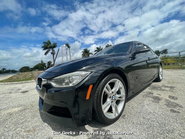 2013 BMW 3-Series 328i M Sport