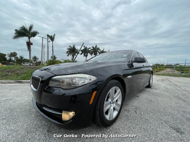 2011 BMW 5-Series 528i 8-Speed Automatic